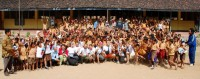 Kintari foundation ve škole Ngolang