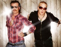 Belgické rockové duo Black Box Revelation předskočí Eagles of Death Metal