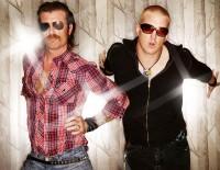 Belgické rockové duo Black Box Revelation předskočí Eagles of Death Metal