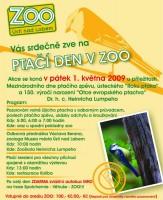 1. máj v Zoologické zahradě Ústí nad Labem