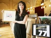 Aukce obrazů ve prospěch Konta BARIÉRY