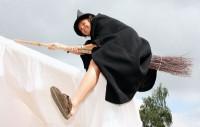 Z Barbory Hrzánové se stala čarodějnice školou povinná