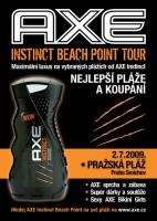 Axe Instinct Beach Point Tour 2009