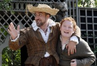 The British Shakespeare Company will perform in Prague