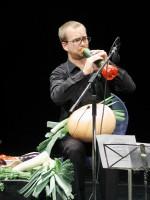 Zeleninová party s Vienna Vegetable Orchestra