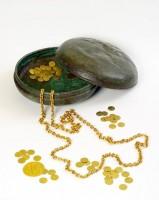 Košický zlatý poklad v Národním muzeu