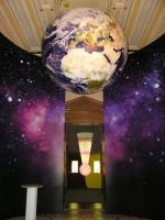 Výstava Příběh planety Země v Národním muzeu