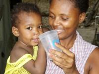 9,5 milionů sklenic vody pro Afriku