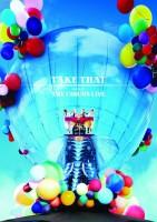 Take That vydávají koncertní cirkus na DVD