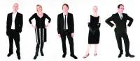 Chumbawamba a Bettina Schelker rozezpívají Lucerna Music Bar