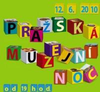 Prague Museum Night 2010