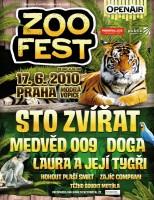 Zoo Fest přivítá v Praze kapely jen se zvířecím názvem