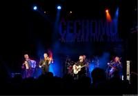 Skupina Čechomor bude opět koncertovat na železničních stanicích
