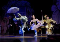 Velký romantický balet Coppélia potěší malé i velké v Národním divadle