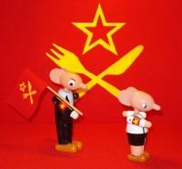 Against communism