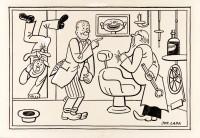 Výstava Anekdoty z ateliéru… aneb potkal Rada Rabase v galerii GASK