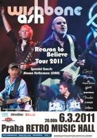 Wishbone Ash po roce opět v Čechách