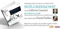 Pozvánka na křest knihy Catherine Cussetové Skvělá budoucnost