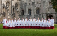 The famous Winchester Cathedral Choir comes in spring  2011 in Prague and Brno