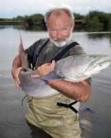 Vášnivý rybář Rudolf Hrušínský ml. svůj první velký úlovek chytil v pěti letech