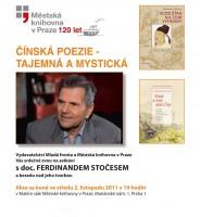 Veřejné vystoupení Ferdinanda Stočese