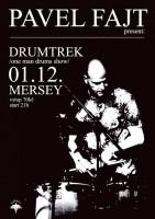 Pavel Fajt s projektem Drumtrek v brněnském klubu Mersey