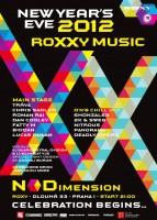 Silvestrovské party ROXXY MUSIC - NoDimension