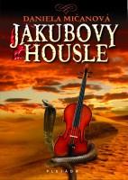Pozvánka na křest knihy Daniely Mičanové Jakubovy housle