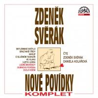 Audiokniha Nové povídky Zdeňka Svěráka vychází v rozšířené verzi