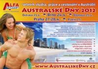 Australské dny 2012