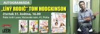 """Pozvánka na setkání s """"líným rodičem"""" Tomem Hodgkinsonem"""