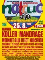 Festival Natruc 2012 hlásí rekordní počet interpretů