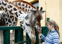 Pohádková zoo v Ústí nad Labem
