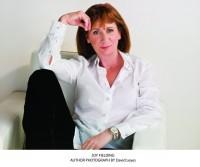 Pozvánka na autogramiádu kanadské spisovatelky Joy Fieldingové