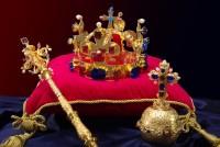 Výstava replik Českých korunovačních klenotů