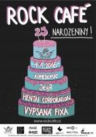 Narozeninový večírek v Rock Café