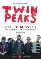Chicagští Twin Peaks míří na pražský Strahov