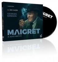 Soutěž o audioknihu Maigret a jeho mrtvý
