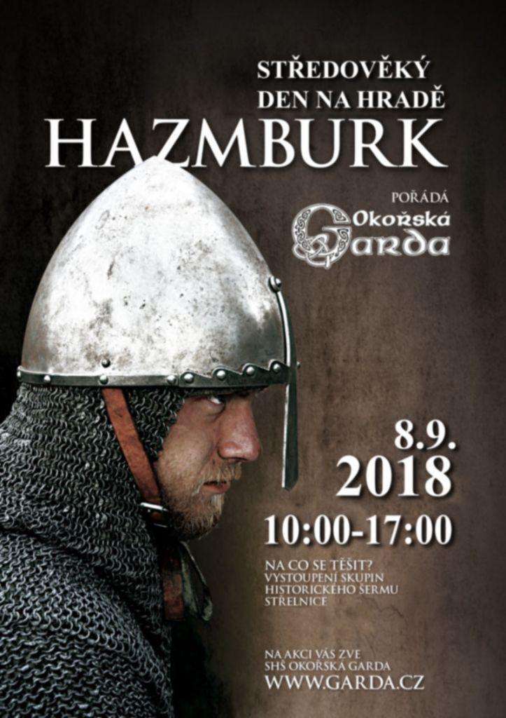 Středověký den na hradě Hazmburk