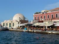 Chania - bývalé hlavní město Kréty