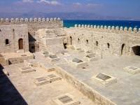 Přístavní pevnost v Irakliu
