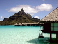 Bora Bora – perla Polynésie