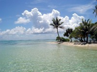 Nádherné pláže Francouzské Polynésie