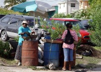 Karibská cesta 2004 (Barbados & Dominika) - díl 1
