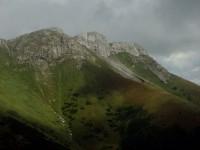 Bujačí vrch v Belianských Tatrách