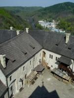 Hrůzostrašné vězení na hradu Lokti