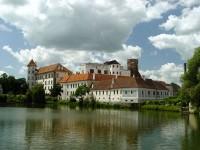 Zrcadlení Jindřichohradeckého zámku