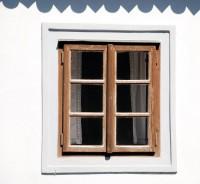Okno Rudrova mlýna