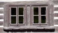 Dřevěná okna Starého bělidla