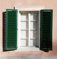 Okno ratibořického zámku